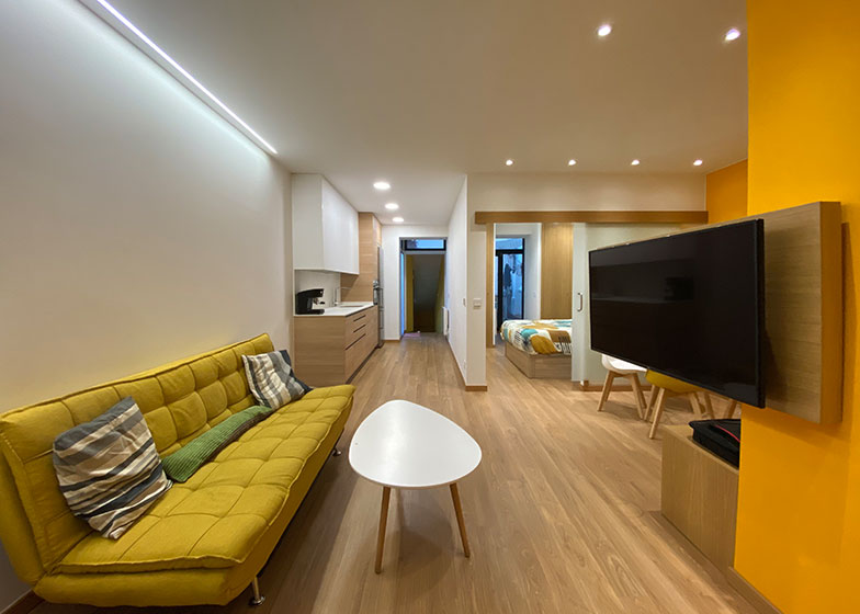 Estilos de reformas de pisos